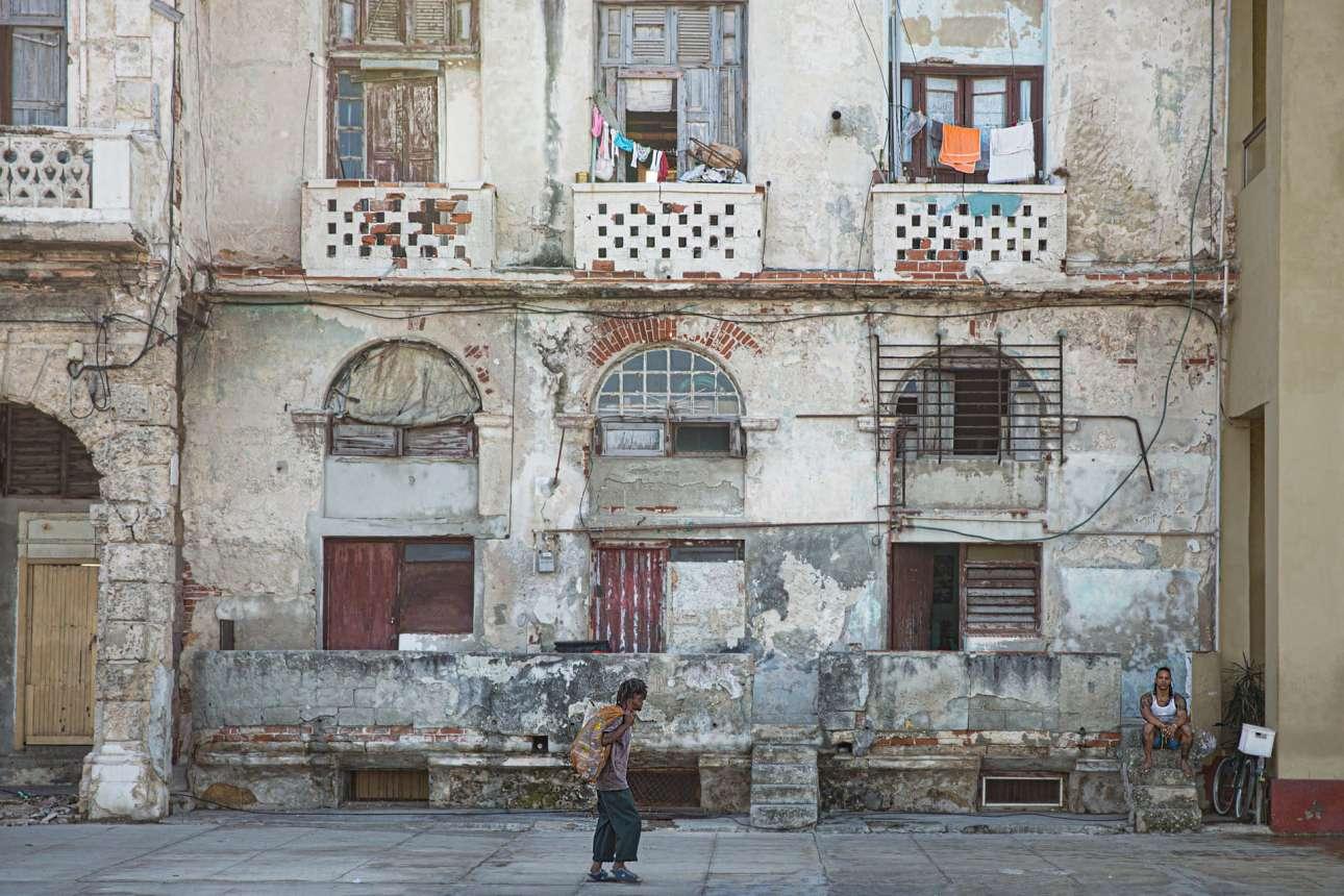 «Κοινωνικές κατοικίες στην Κούβα», στην κατηγορία «Portfolio», η οποία φέτος έχει θέμα «Κοινωνική Στέγαση»