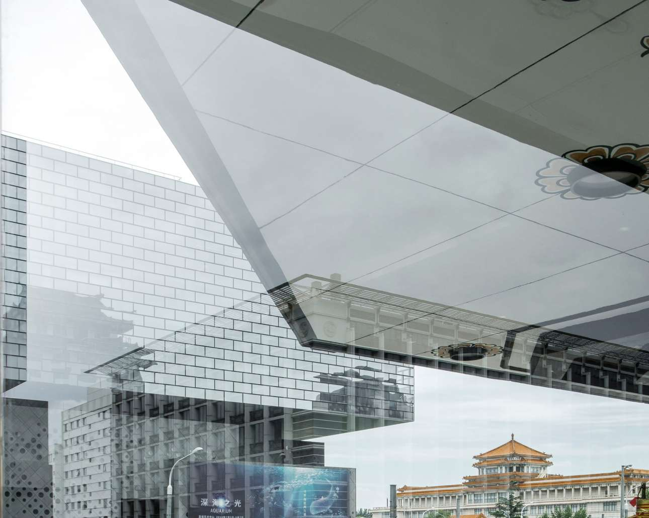 «Guardian Art Center», Πεκίνο, Κίνα, γραφείο Büro Ole Scheeren, στην κατηγορία «Εξωτερική όψη»