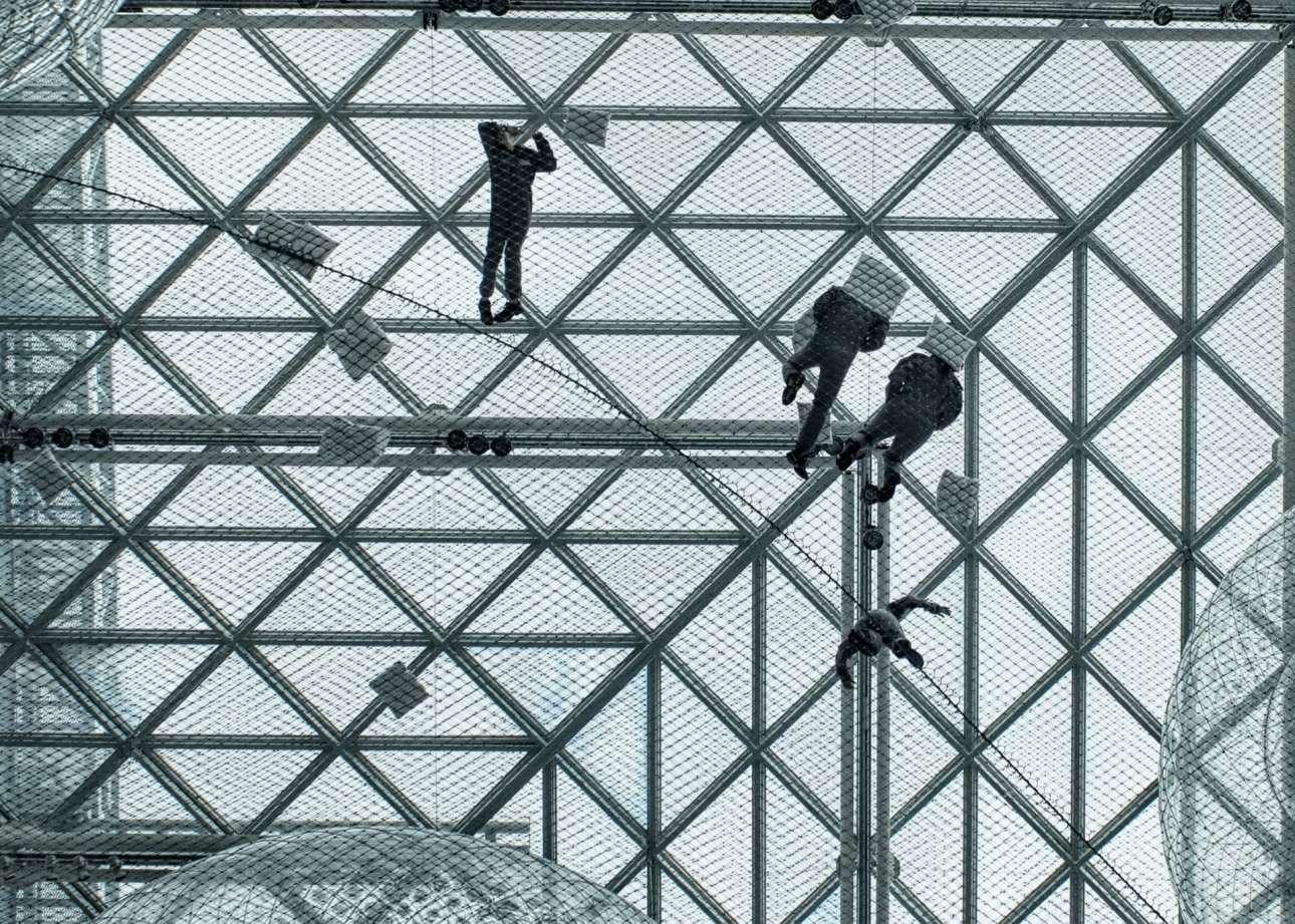 «Schmela Haus», Ντίσελντορφ, Γερμανία, γραφείο Aldo van Eyck, στην κατηγορία «Κτίρια σε Χρήση»