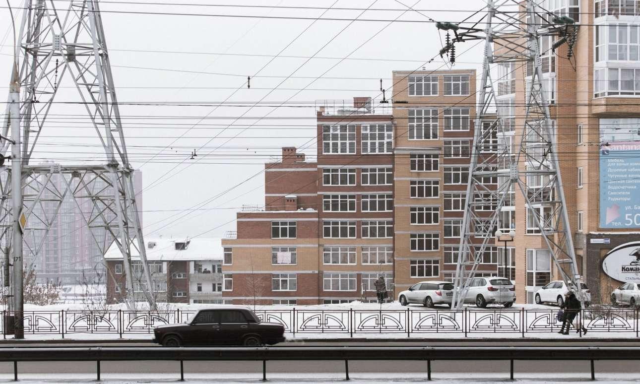 Κατοικίες στο Ιρκούτσκ, Ρωσία, Housing in Irkutsk, Russia, στην κατηγορία «Αίσθηση του Χώρου»