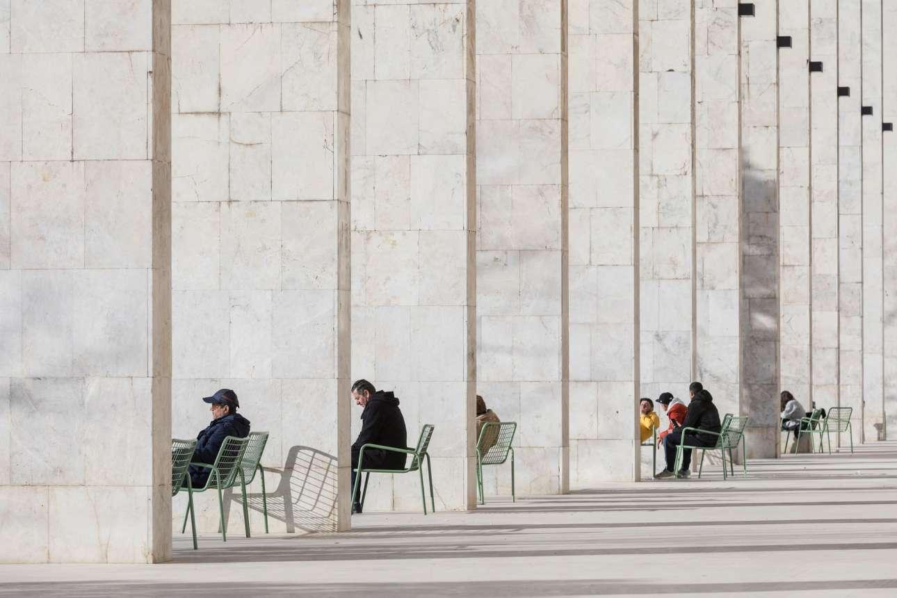 «Πλατεία Skanderbeg », Τίρανα, Αλβανία, γραφείο 51N4E, στην κατηγορία «Κτίρια σε Χρήση»