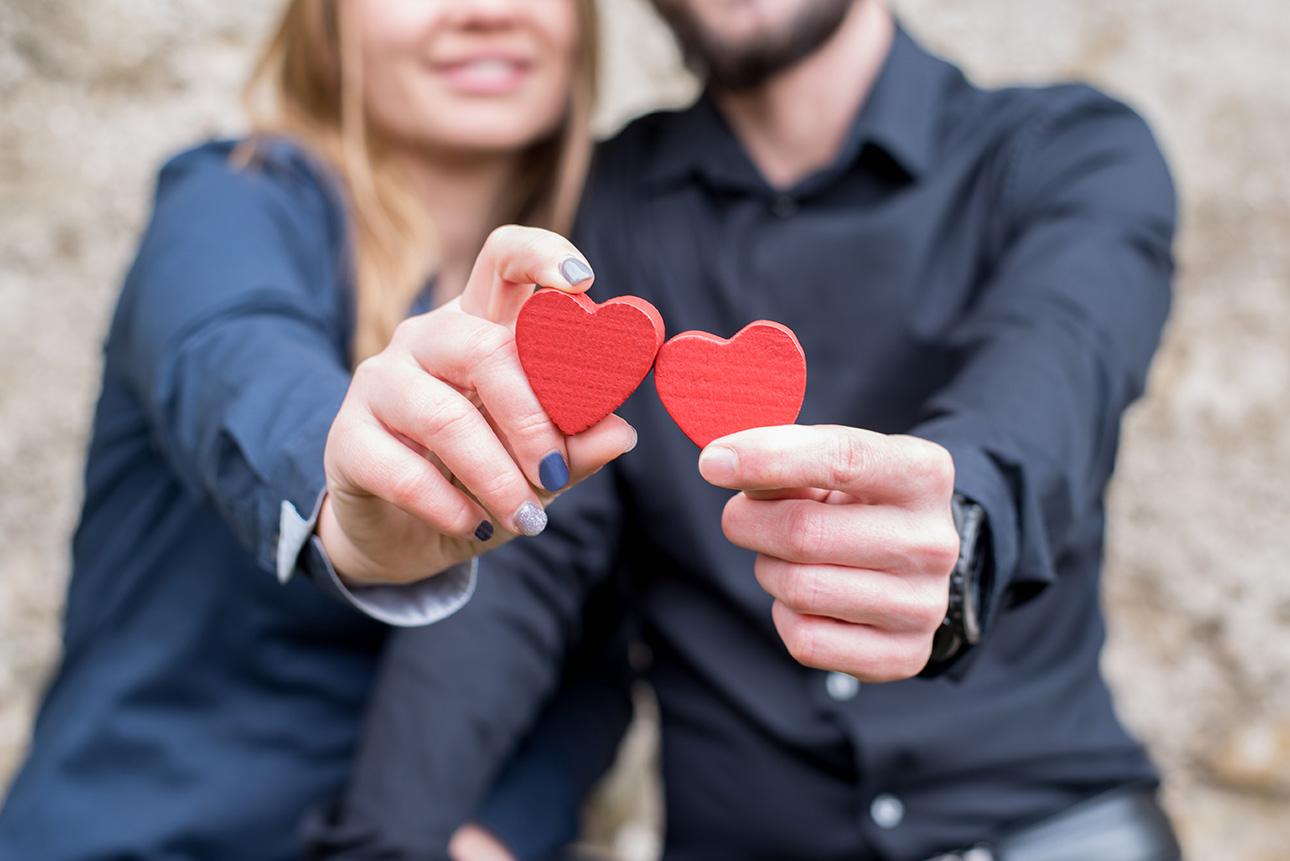 επιτυχόντες Γάμοι από διαδικτυακό ραντεβού