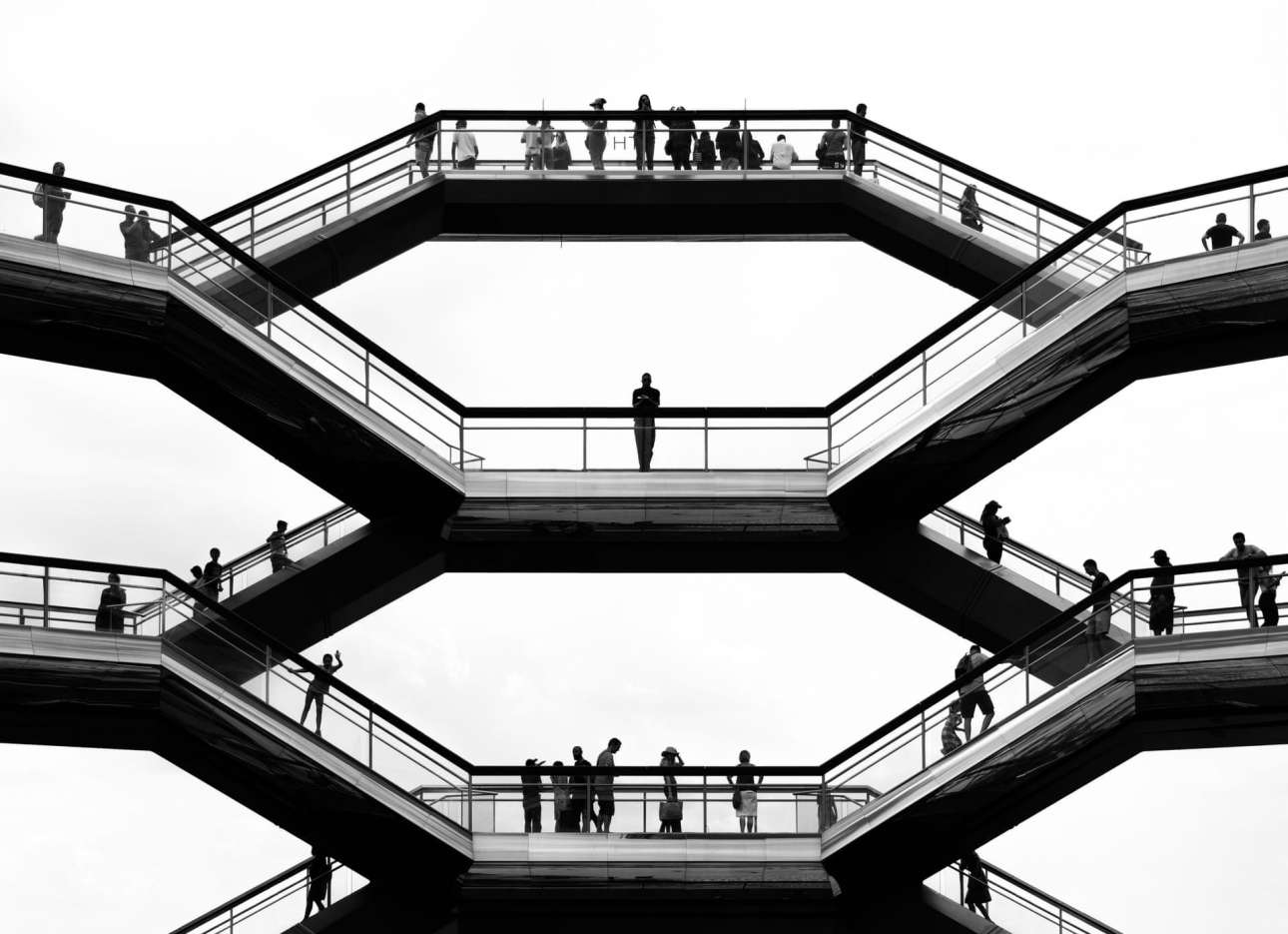 «The Vessel», Νέα Υόρκη, ΗΠΑ, γραφείο Heatherwick Studio, στην κατηγορία «Κτίρια σε Χρήση»