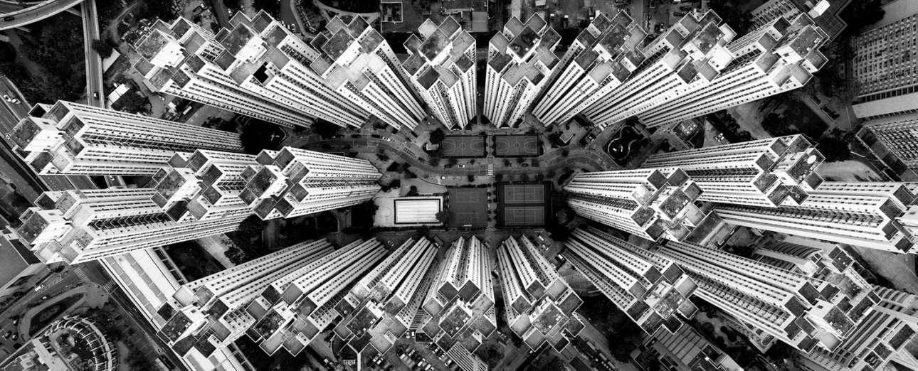 «Αστικοί πυργίσκοι», 9η θέση, κατηγορία Ενσωματωμένο Περιβάλλον-Αρχιτεκτονική