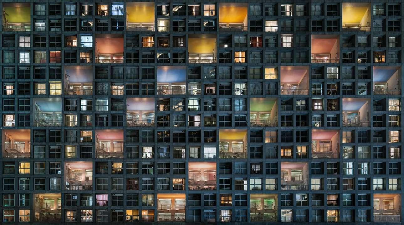 «Η ζωή στο συγκρότημα Λι», 22η θέση, κατηγορία Κτήρια-Αρχιτεκτονική