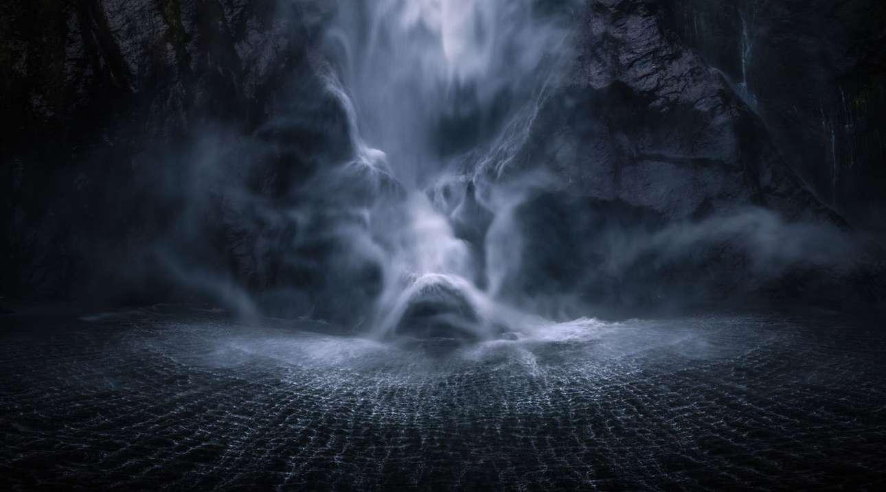 «Ο Πνιγμός», Νέα Ζηλανδία, τρίτη θέση, κατηγορία Φύση - Τοπίο