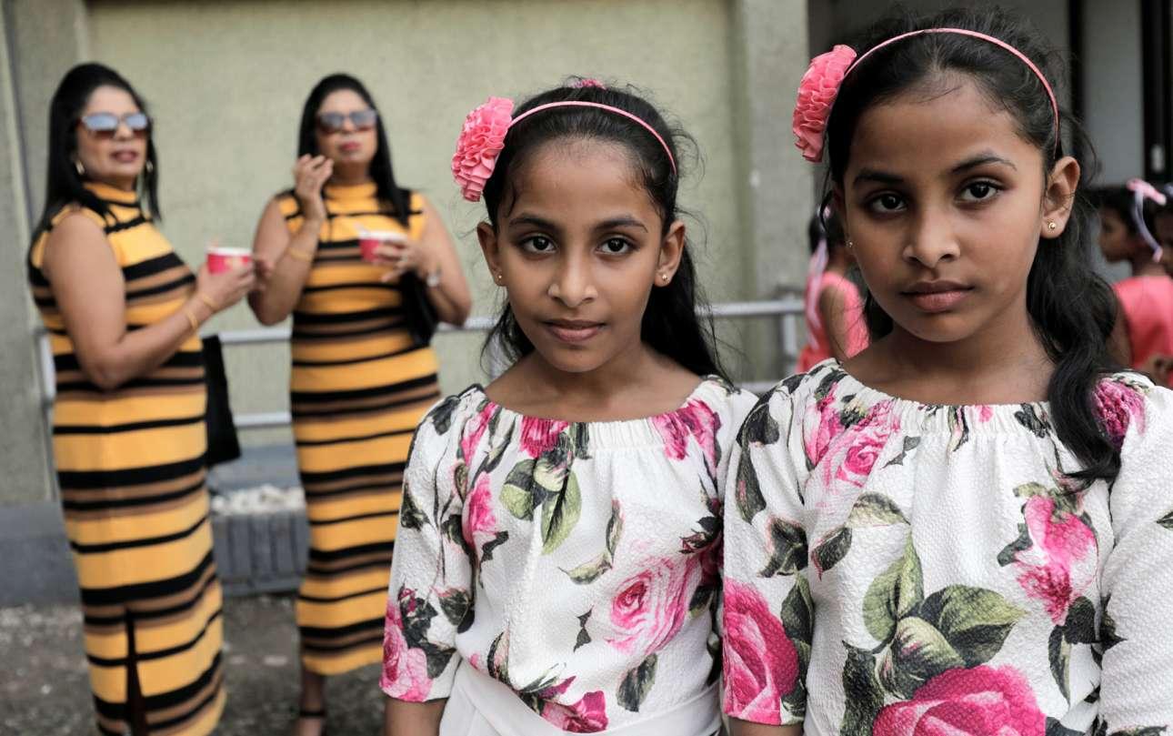 Κολόμπο, Σρι Λάνκα: συνάθροιση διδύμων, με σκοπό το σπάσιμο του σχετικού «ρεκόρ»