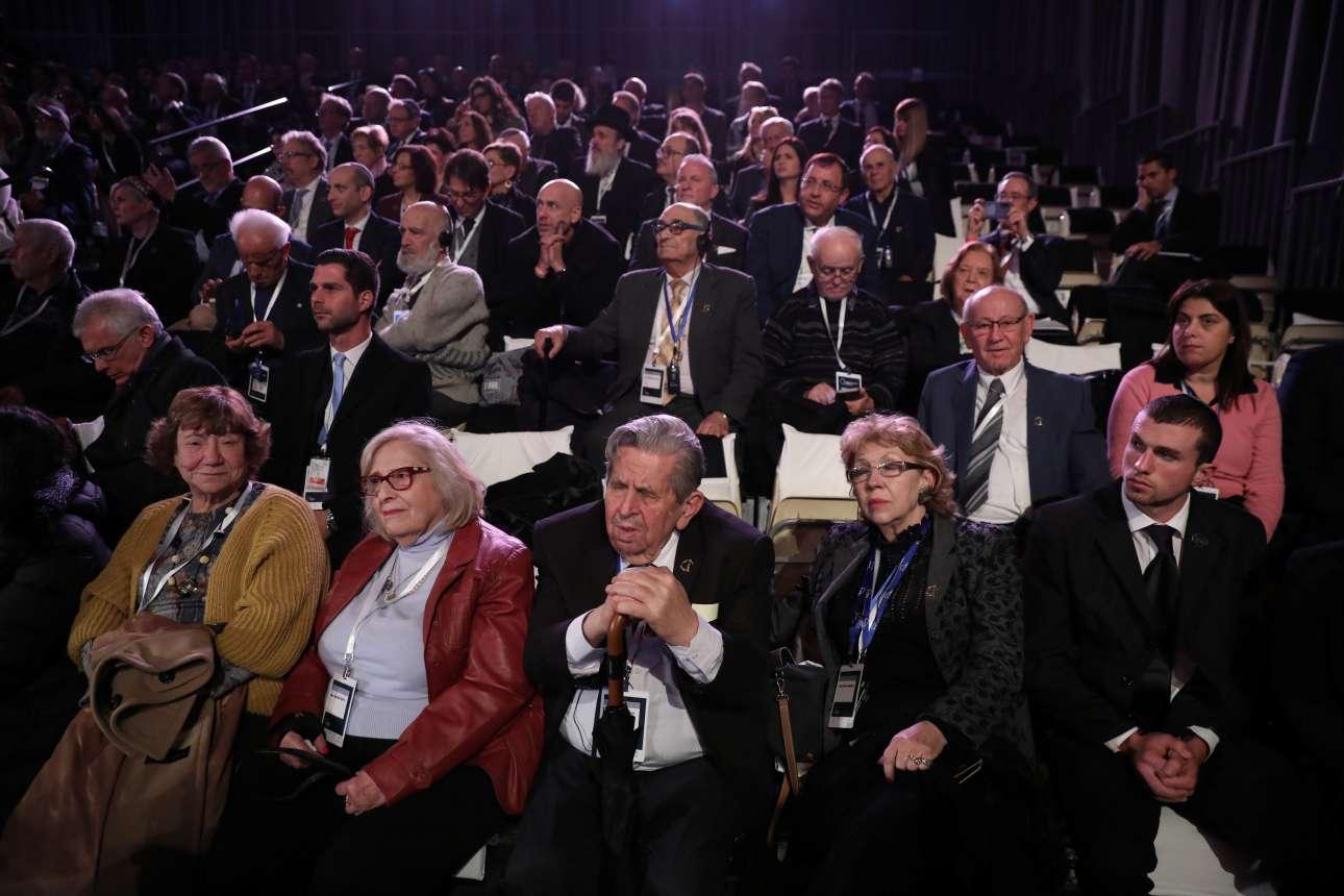 Στιγμιότυπο από την αίθουσα της εκδήλωσης, με μέρος του κοινού που παρακολούθησε τις εκδηλώσεις