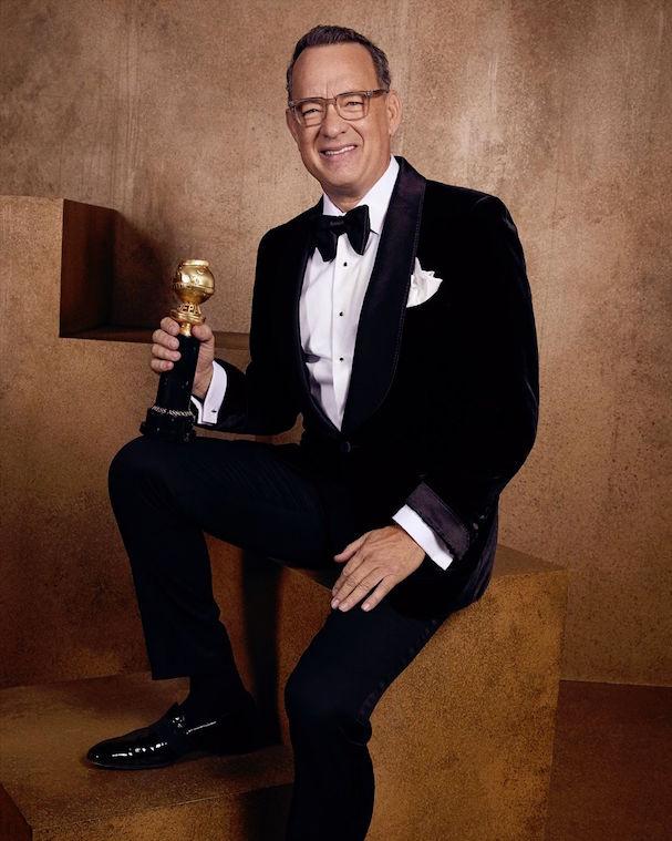 Ο Τομ Χανκς έλαβε το βραβείο Σεσίλ Μπ. ΝτεΜιλ για τη συνολική προσφορά του στην Εβδομη Τέχνη
