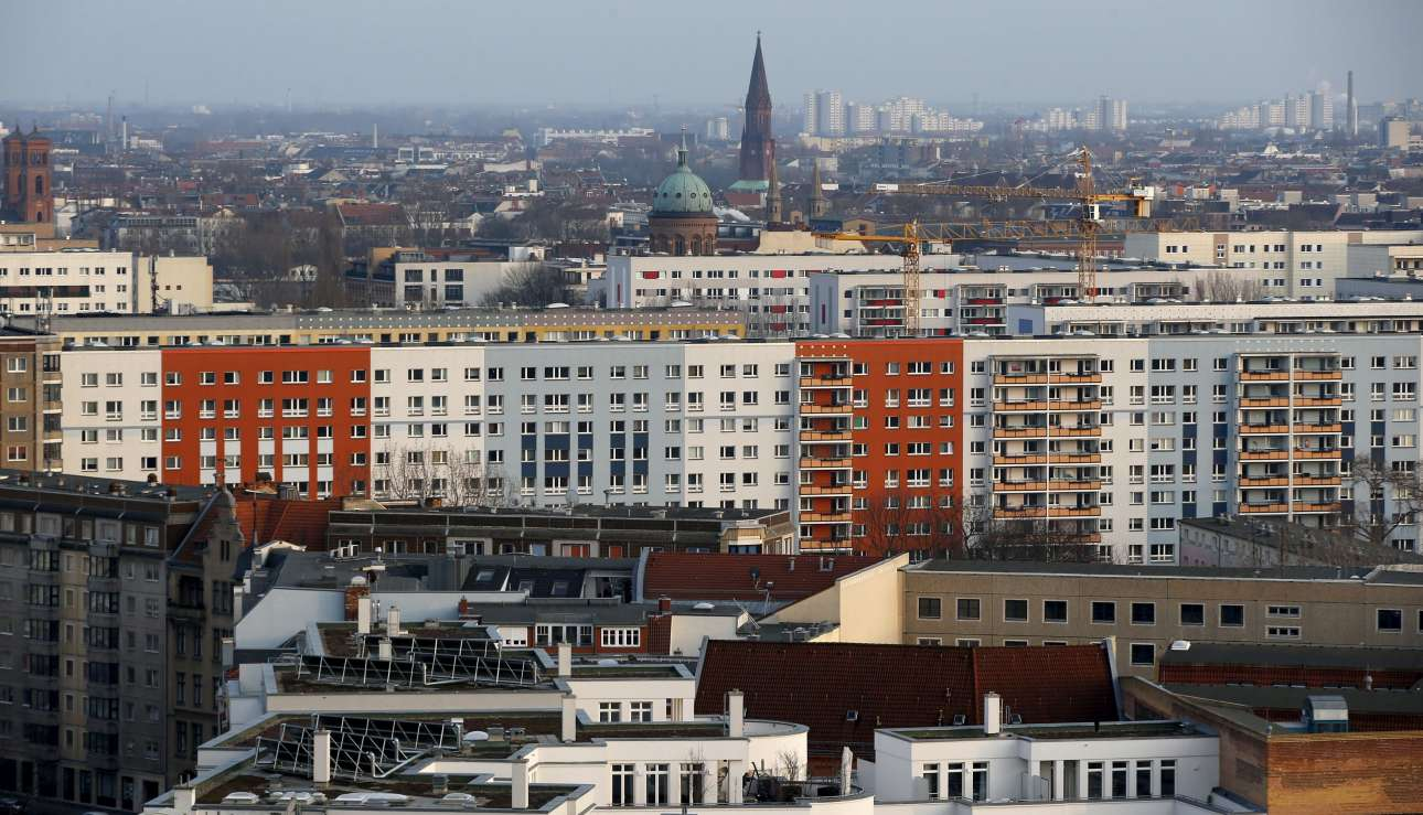 «Παγώνουν» για πέντε χρόνια τα ενοίκια στο Βερολίνο