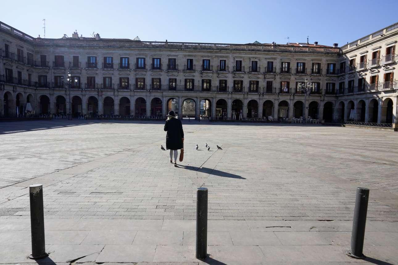 Χώρα-φάντασμα και η Ισπανία – 70 νεκροί σε μία ημέρα – έκτακτα μέτρα ανακοίνωσε ο Σάντσεθ