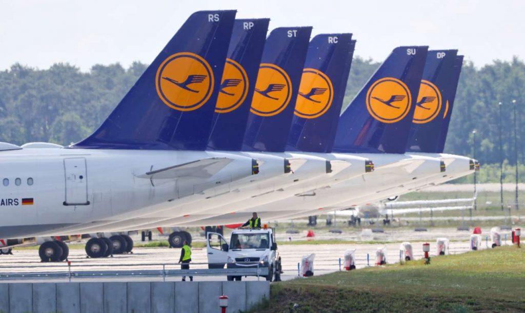 Εγκρίθηκε η διάσωση της Lufthansa – Τι θα παραχωρήσει στον ανταγωνισμό