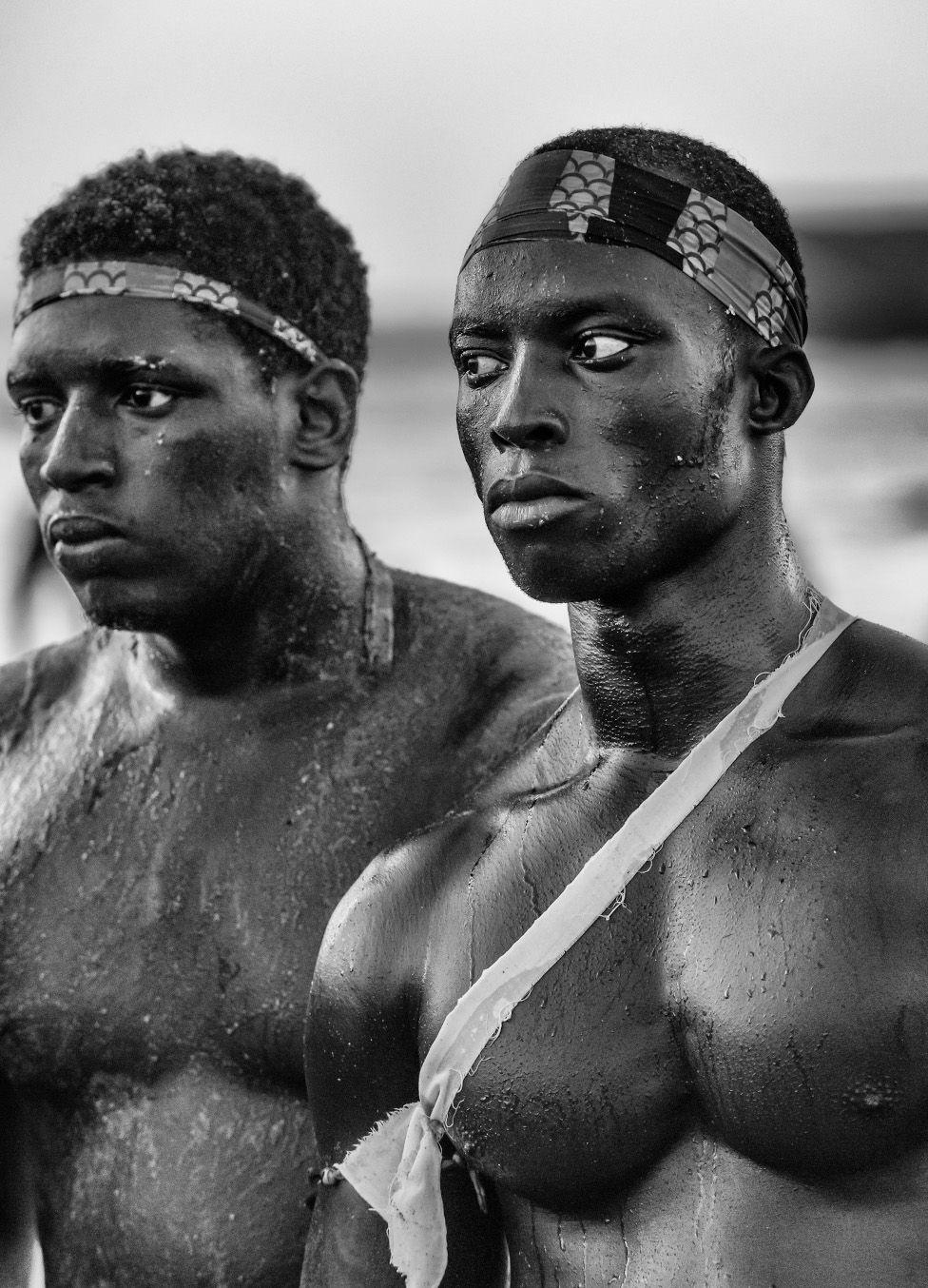 Οι «Σενεγαλέζοι παλαιστές»  του Εϊντζελ Λόπεζ Σότο  κέρδισαν στην κατηγορία «Sport»