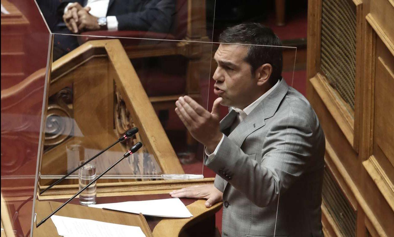 Τσίπρας: «Η εικόνα της ελληνικής οικονομίας είναι εξαιρετικά ανησυχητική»