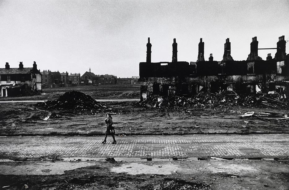Λίβερπουλ, κατεδάφιση παλαιών σπιτιών τη δεκαετία του 1970