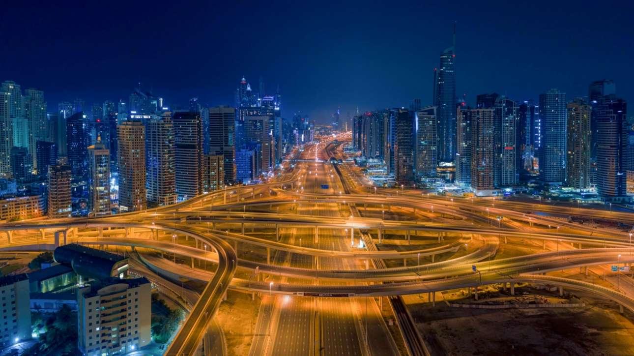 Με lockdown στο Ντουμπάι