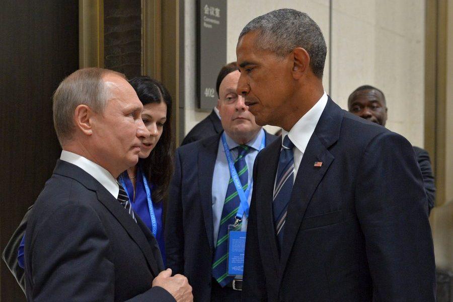 Τι λέει ο Μπ. Ομπάμα για Βλ. Πούτιν, Άγκ. Μέρκελ, Ν. Σαρκοζί, Ρ. Τ. Ερντογάν κ. ά.