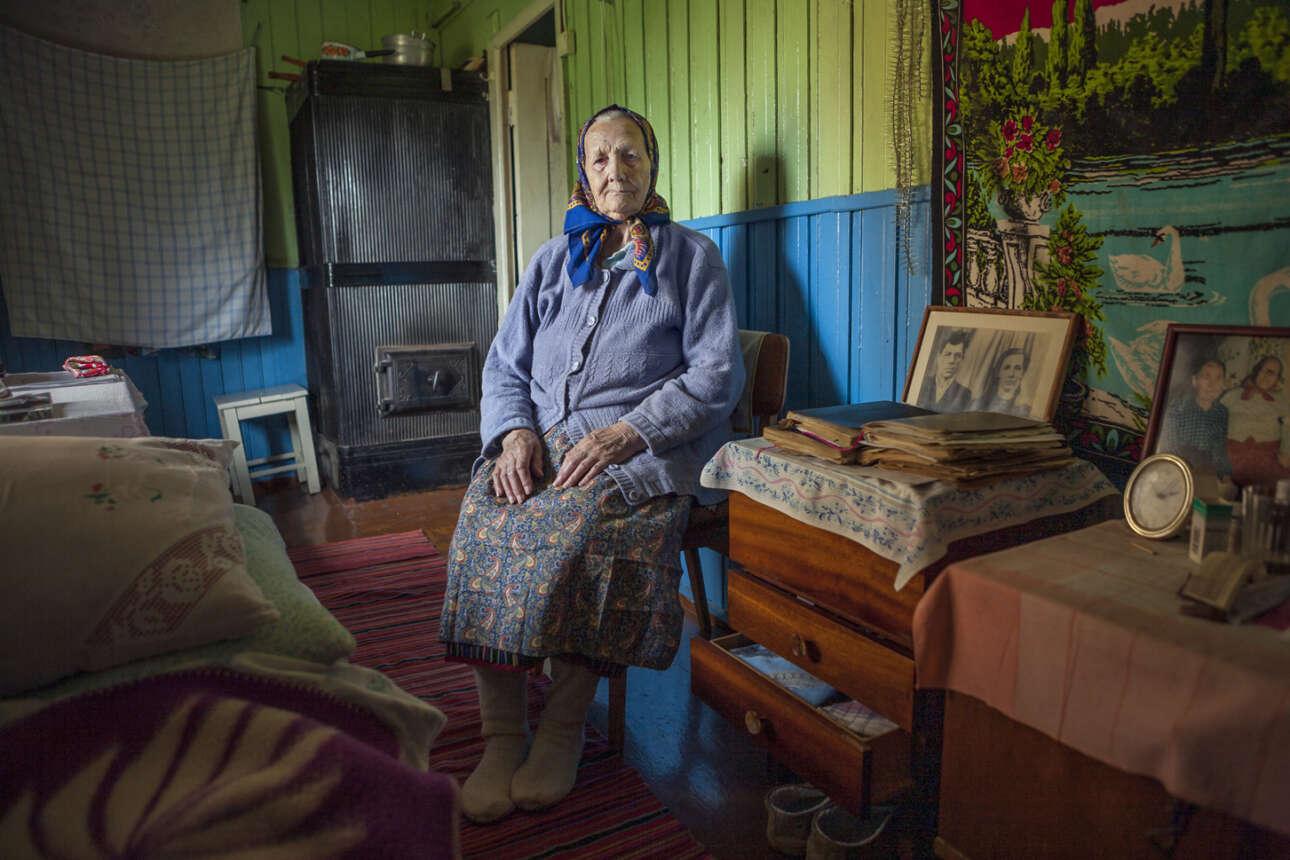 Η Neeme Mari στο σπίτι της