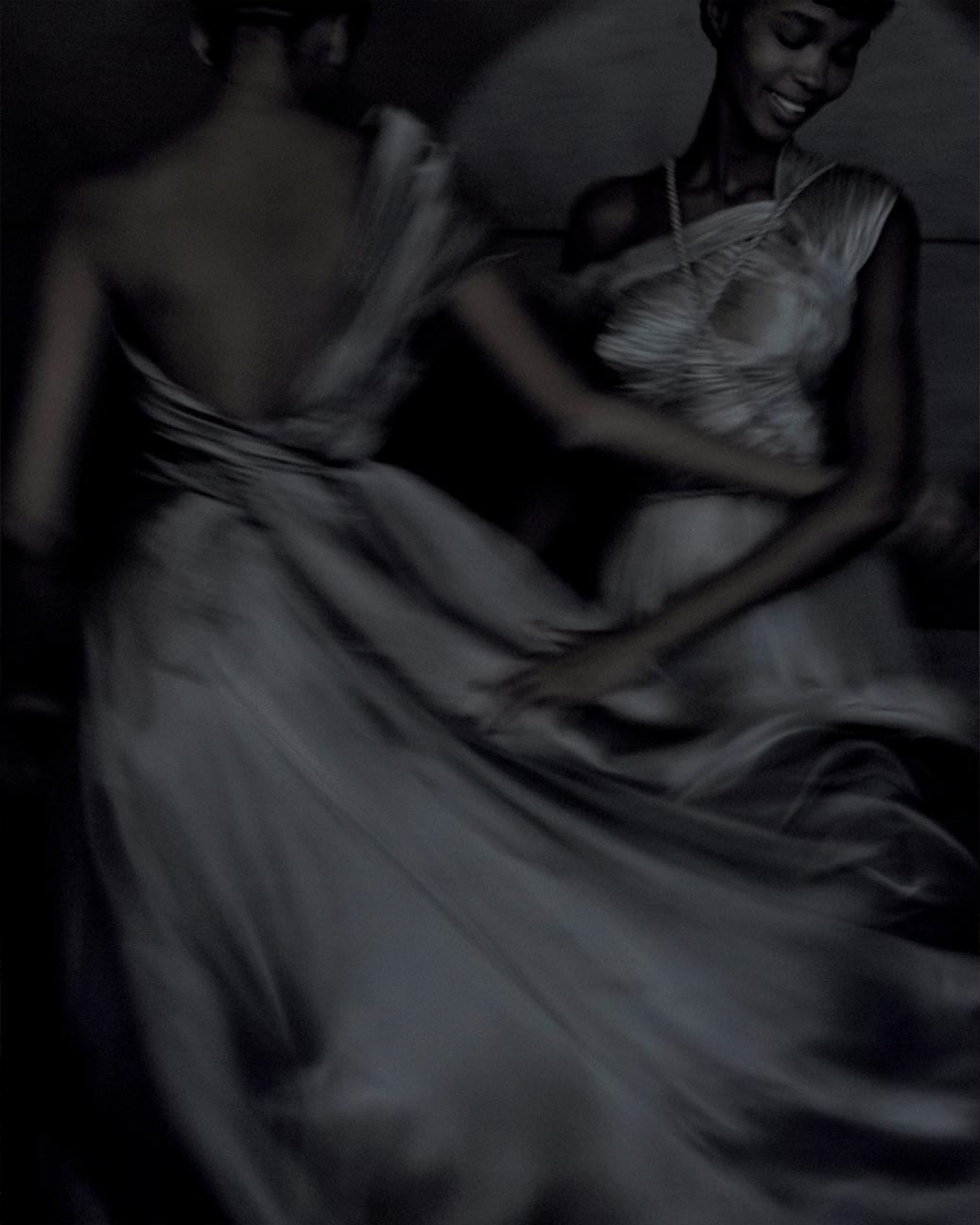 Ενα ονειρικό καρέ για τη συλλογή υψηλής ραπτικής Dior Ανοιξη-Καλοκαίρι 2020