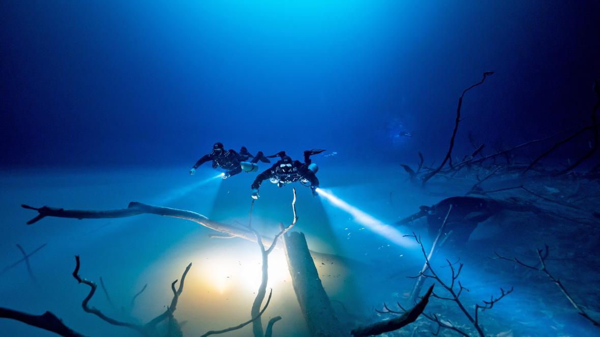 Η υποβρύχια λήψη από την Χερσόνησο Γιουκατάν στο Μεξικό αναδείχθηκε ο μεγάλος νικητής του διαγωνισμού