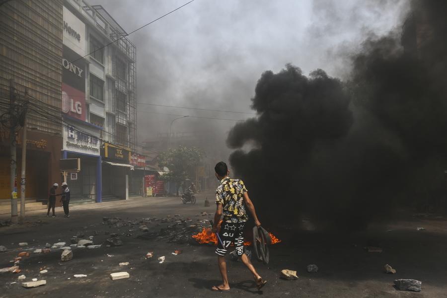 Μιανμάρ. Οι διαμαρτυρίες κατά της χούντας συνεχίζονται με δυναμικές διαδηλώσεις