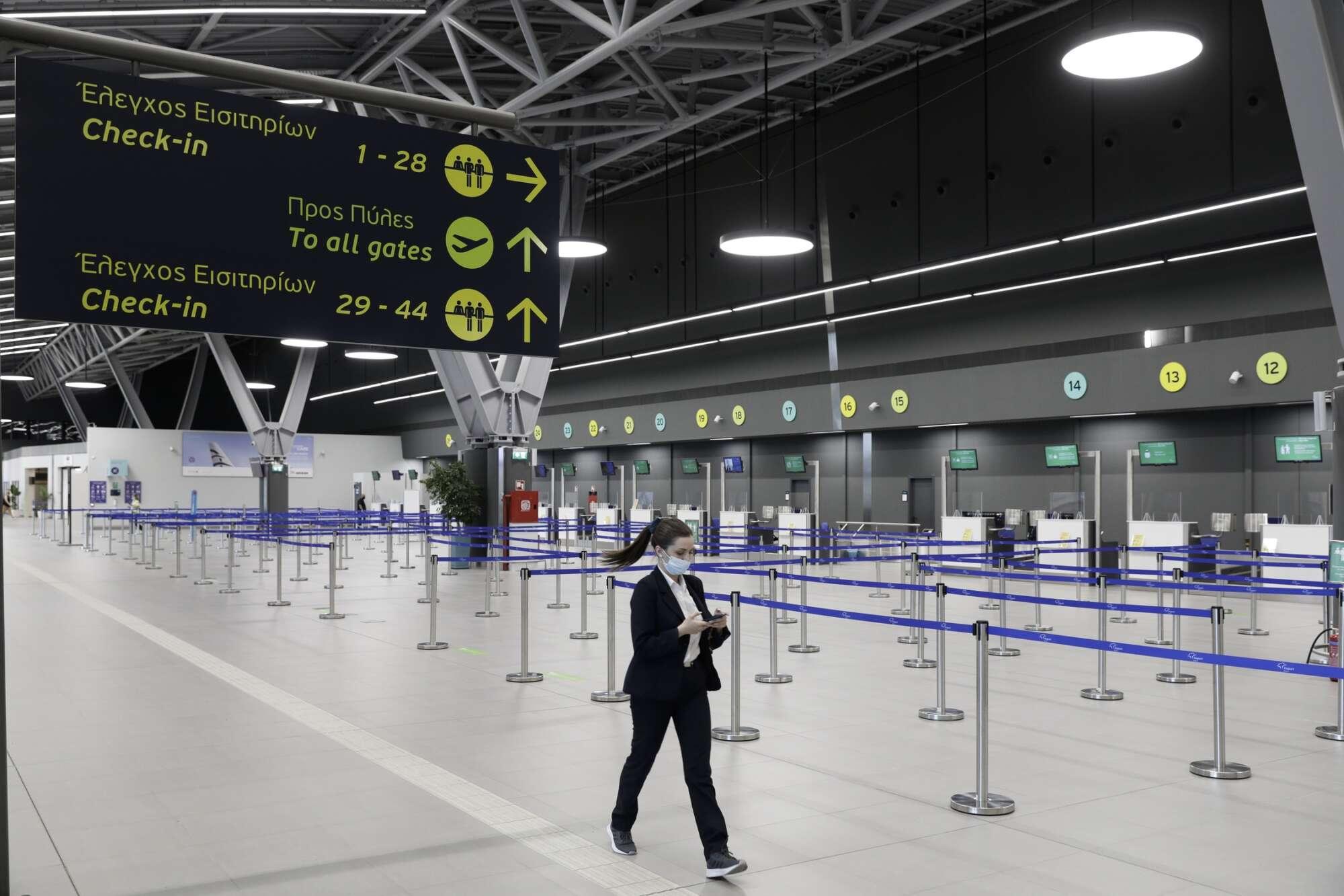 Η άμεση εξυπηρέτηση των ταξιδιωτών είναι το μεγάλο στοίχημα που απομένει να κερδηθεί, πλέον...