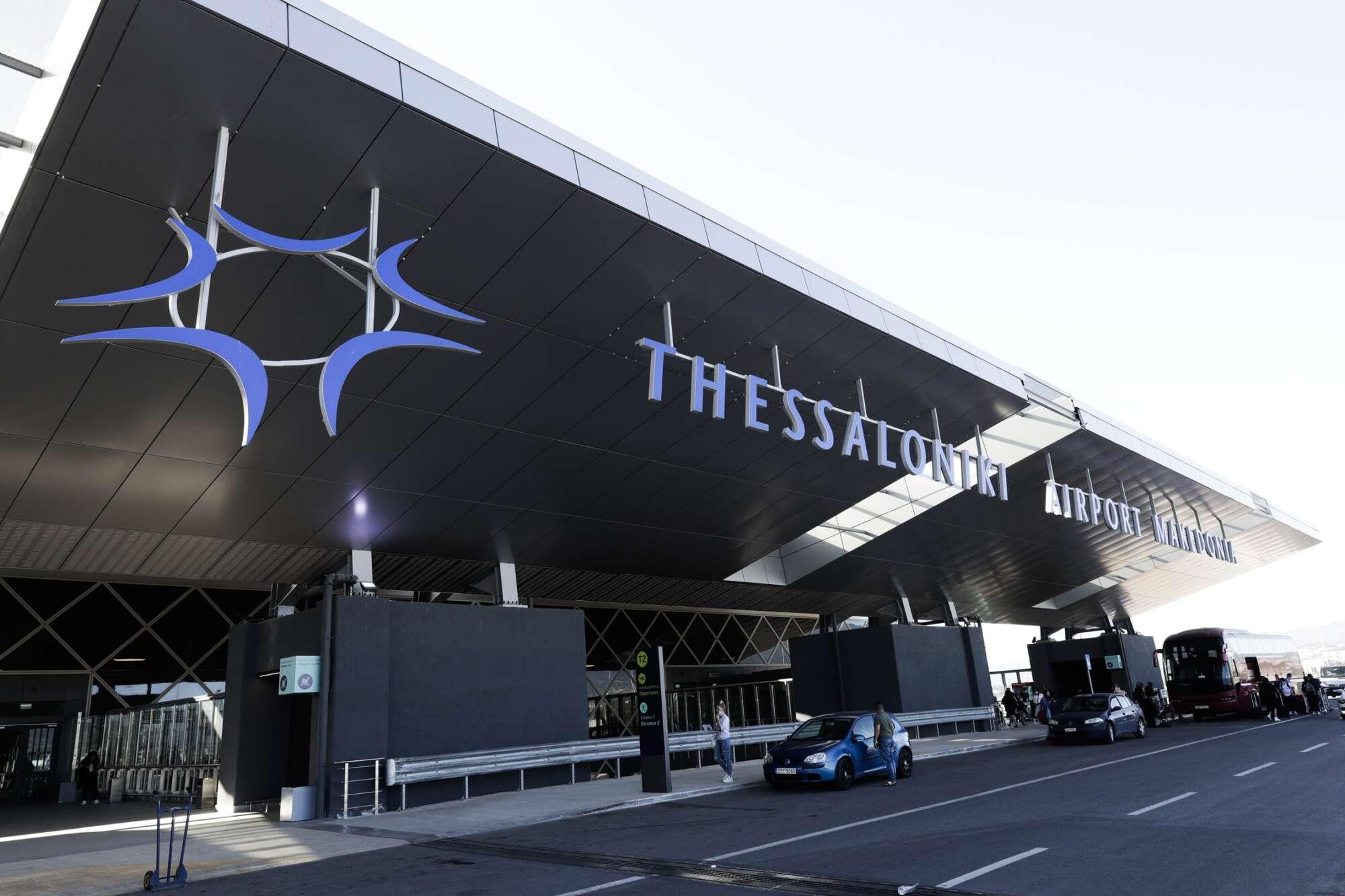 Ανανεωμένη η πρώτη εικόνα που αποκομίζει ο ταξιδιώτης από το Αεροδρόμιο Μακεδονία