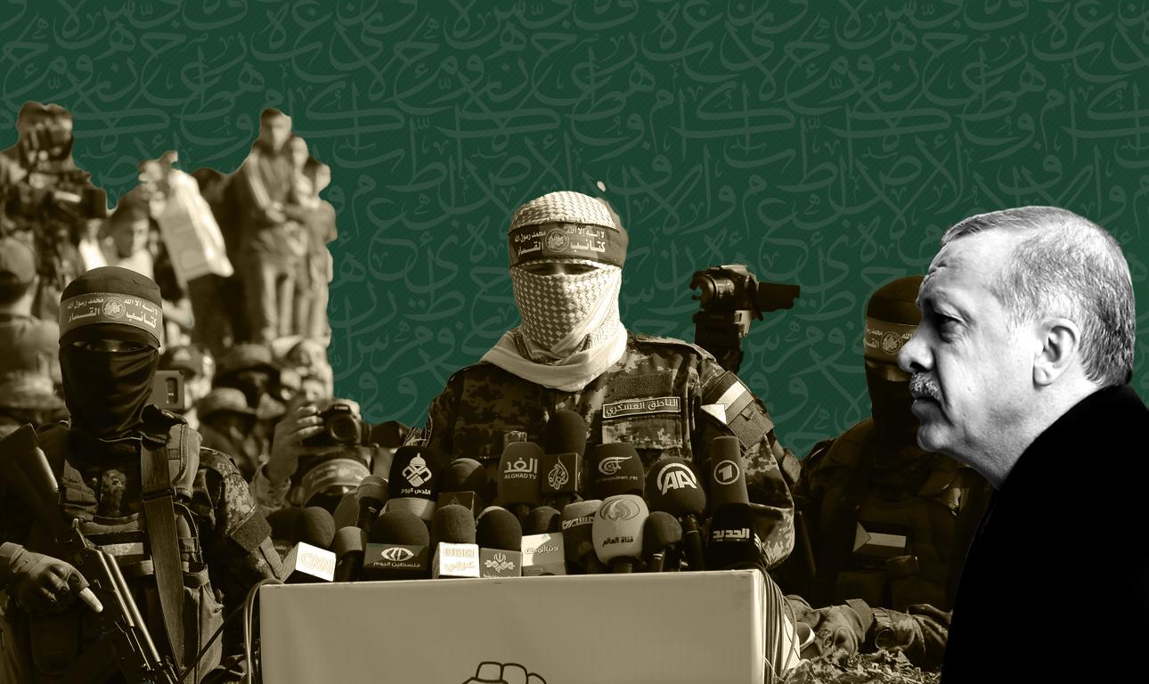 Πίσω από τη Χαμάς ο Ρ. Τ. Ερντογάν και το Κατάρ