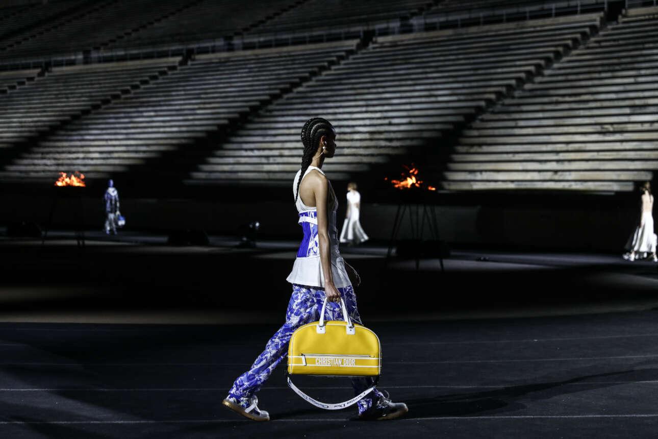 Αθλητική περιβολή δια χειρός Dior