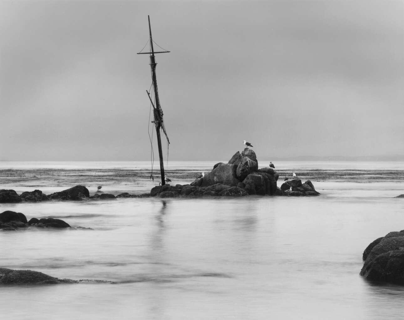 «Το κατάρτι», 1968. «Τα μυστήρια βρίσκονται παντού τριγύρω μας, ακόμη και στα γνώριμα πράγματα, περιμένοντας μόνο να γίνουν αντιληπτά», γράφει ο Μπούλοκ