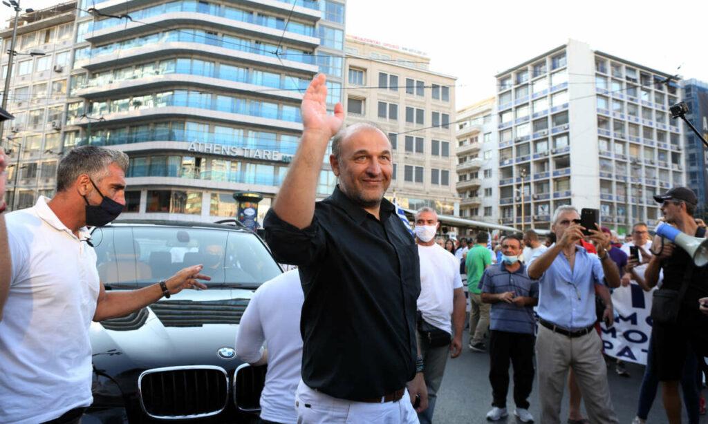 O Ιατρικός Σύλλογος Αθηνών καλεί στο Πειθαρχικό των Φαίδωνα Βόβολη