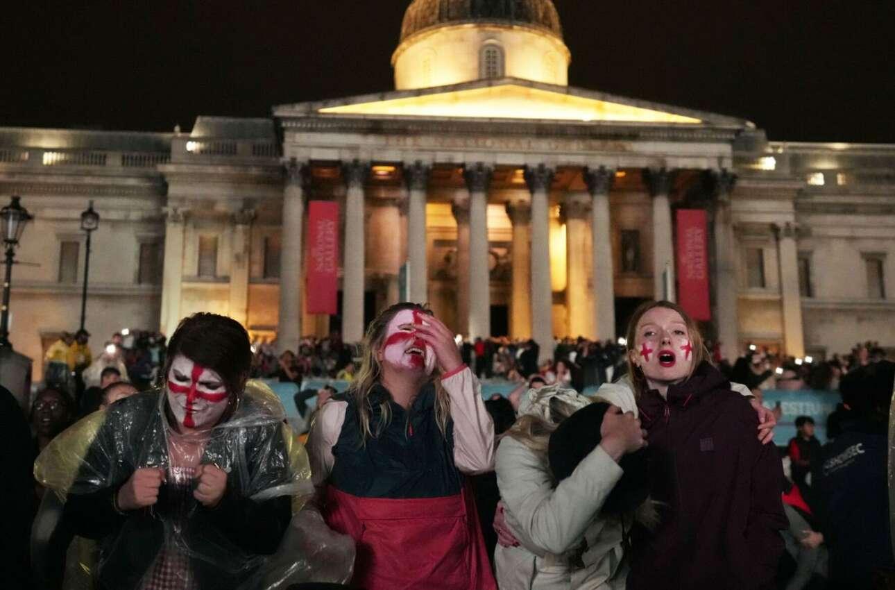 Boυβαμάρα και απόγνωση στο Λονδίνο - Κανείς δεν μπορεί να πιστέψει πώς χάθηκαν τόσα πέναλτι