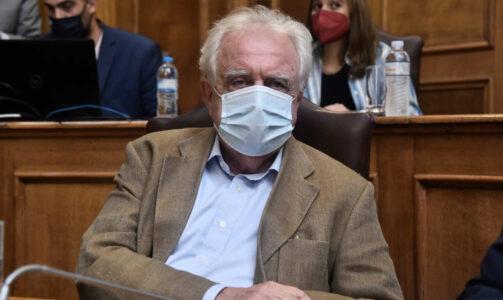 Μπένος: Μέχρι να ολοκληρωθεί το σχέδιο στην Εύβοια, δεν θα μπει καμία ανεμογεννήτρια