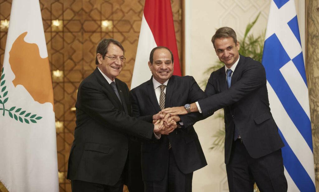 Γιατί είναι καθοριστική η τριμερής Ελλάδας – Κύπρου – Αιγύπτου