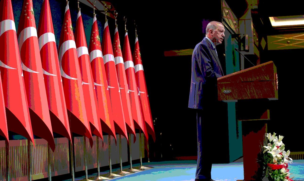 Ρ. Τ. Ερντογάν: Οι 10 πρεσβευτές υποχώρησαν, αλλά η ζημιά έγινε